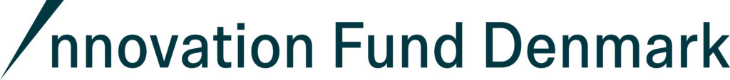 The logo of Innovation Fund Denmark